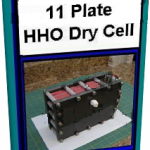 11 Plate Dry Cell